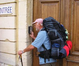 Pèlerinage vers Compostelle