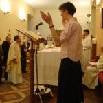 Liturgie au Foyer de Baye