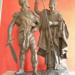 Saint Alpin et Attila