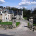 Entrée du Château de Baye