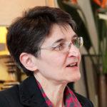 Marie-Agnès responsable de notre Foyer de Charité