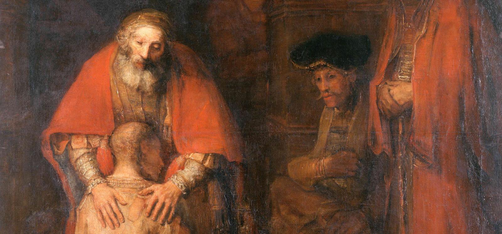 Déposer votre fardeau dans le sacrement de la Miséricorde de Dieu lors d'une retraite spirituelle