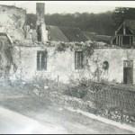 Ruines du chateau de Baye