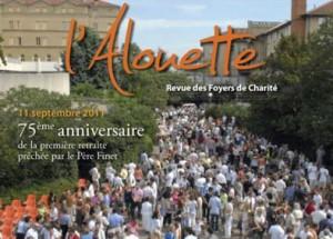 L'Alouette - La revue des Foyers