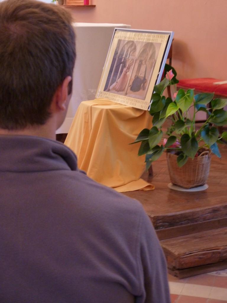 Prière mariale, 25 mars, Solennité de l'Annonciation