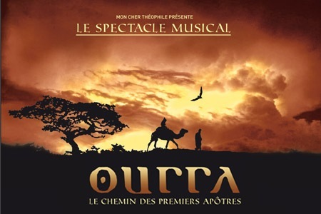 Ourra, spectacle musical