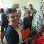 Engagement de Colette au Foyer de Charité de Baye