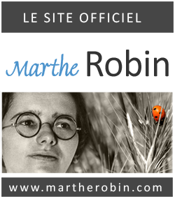 Marthe Robin website officiel