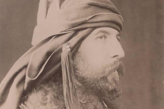 Baron Joseph Berthelot de Baye (1853-1931)