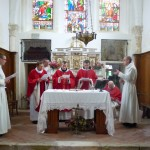 Lundi de Pentecôte 2013, Oyes (Foyer de Charité Baye)