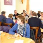 Lundi de Pentecôte 2013, au Foyer de Charité Baye