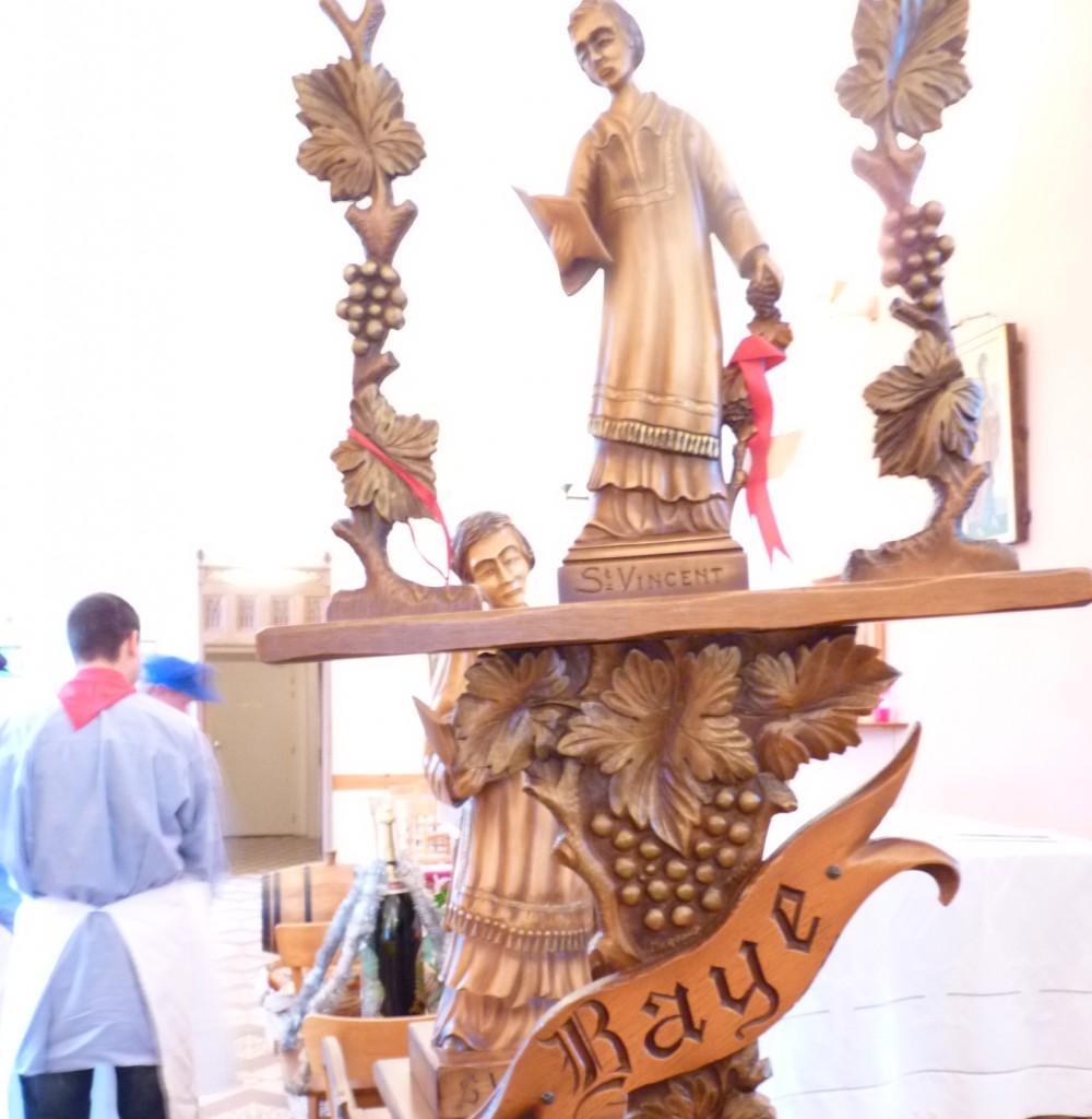 Des saints à l'honneur dans notre Brie Champenoise