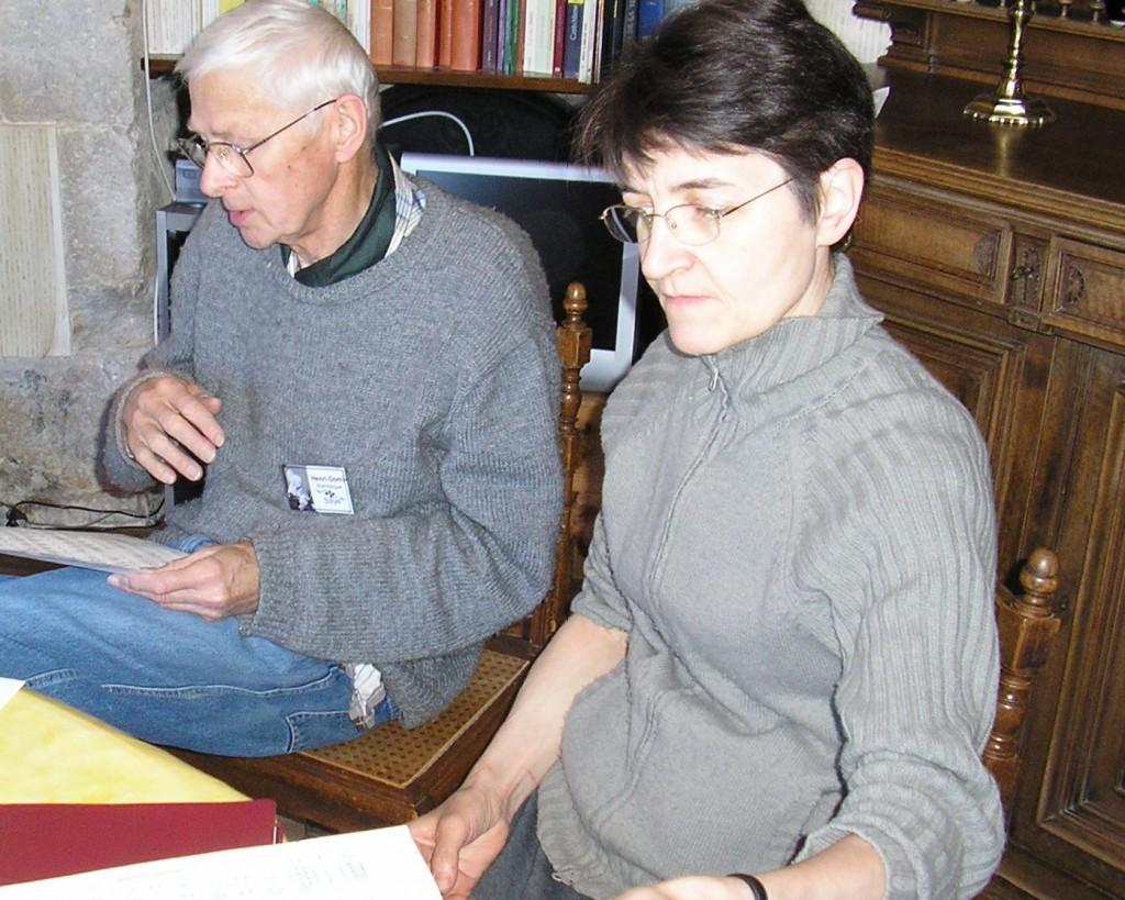 Prière du samedi après les Cendres sur RCF Radio l'Epine, avec Marie-Agnès et Henri