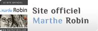 Marthe Robin Site officiel)