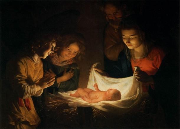 Noël : recueillir le fruit de la Paix