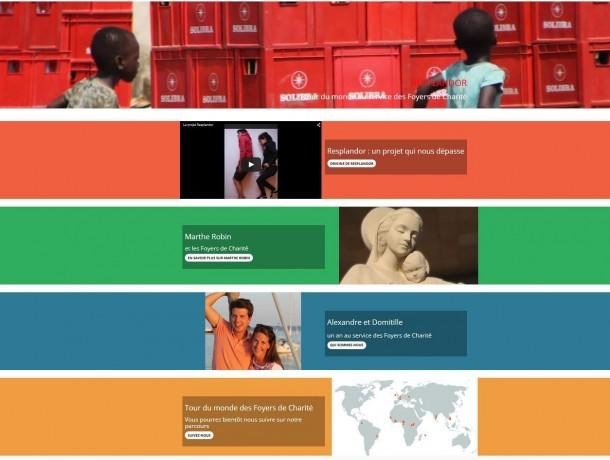 Un projet «tour du monde» de jeunes pour les Foyers de Charité