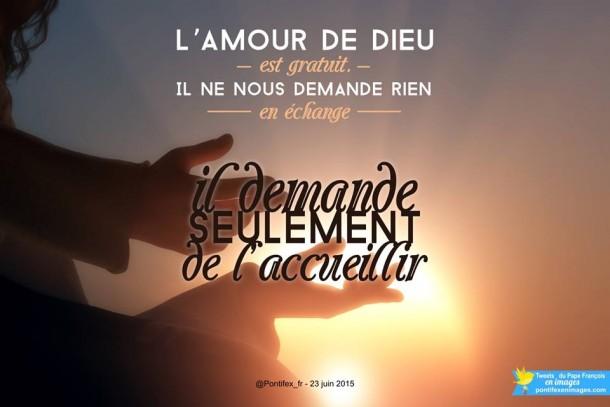 Week-end spirituel – récollection « Soyez saints car moi le Seigneur votre Dieu, je suis Saint ! »