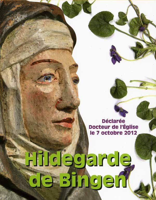 Session Sainte Hildegarde :  « Avec Ste Hildegarde, recherche de l'unité de l'homme »
