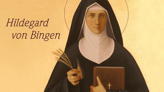 Retraite spirituelle « Avec les écrits de Ste Hildegarde, les trésors de notre foi »