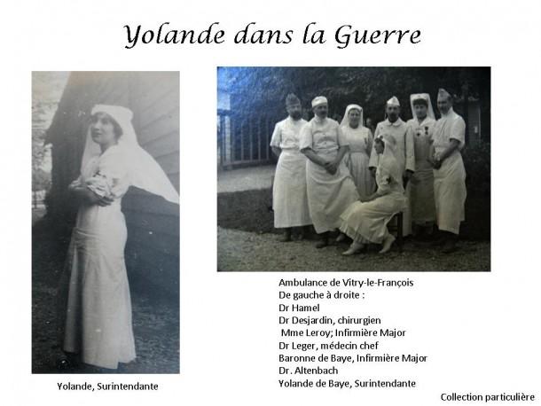 Yolande de Baye