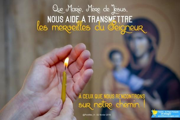 Retraite spirituelle « Avec la Vierge Marie, comment grandir dans la confiance ?  »