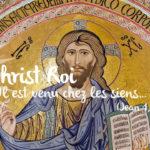 Retraite spirituelle Christ Roi Foyer de Charité