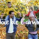 Retraite spirituelle week-end familles joie de l'amour