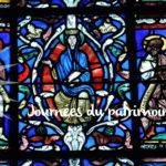 Journées du patrimoine au Foyer de Charité de Baye (Champagne)