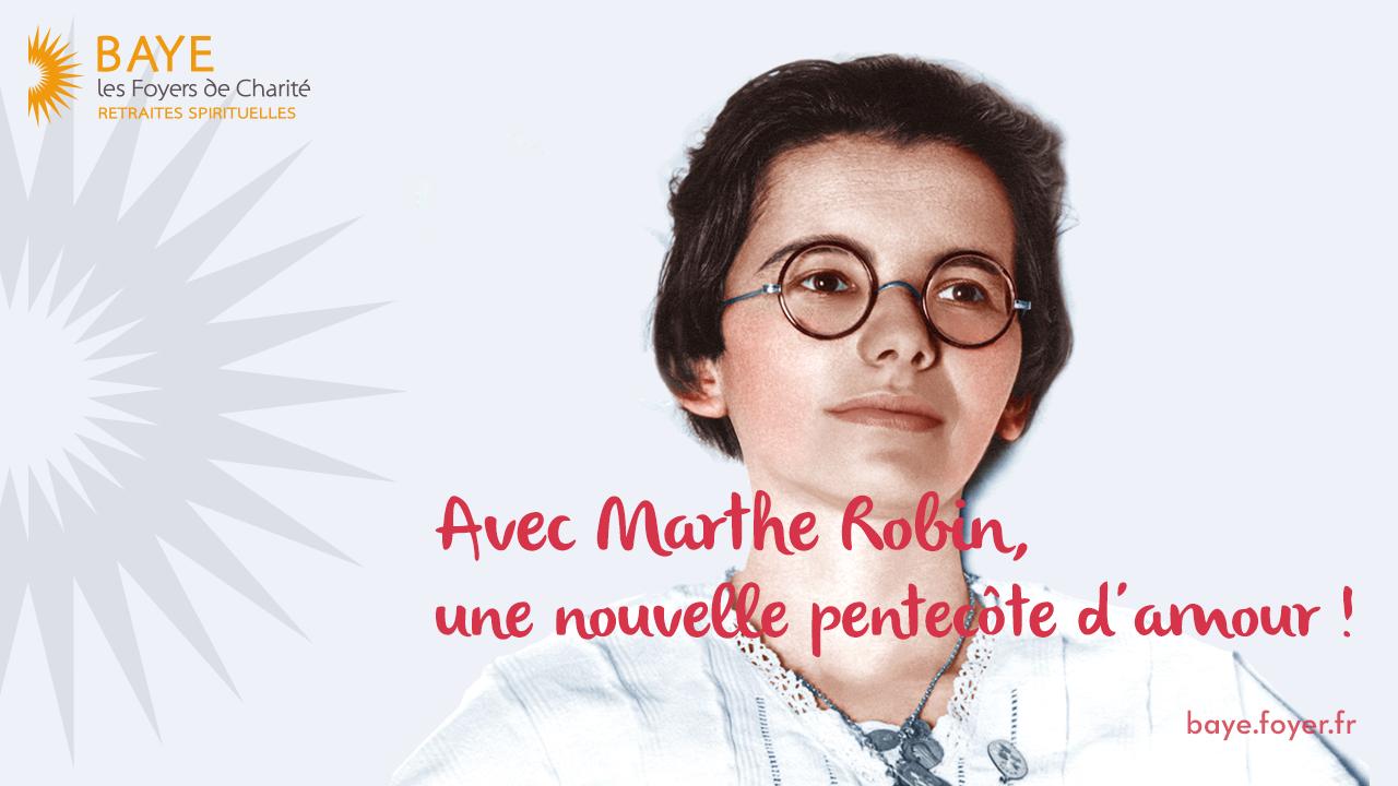 Prières de Marthe Robin - ♥  ← la 2ème Marthe-robin-pentecote-amour-foyer-charite