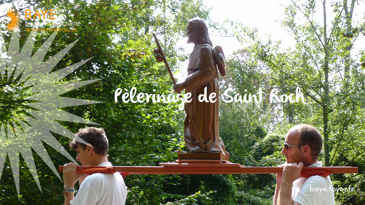 Pèlerinage de Saint Roch à Baye