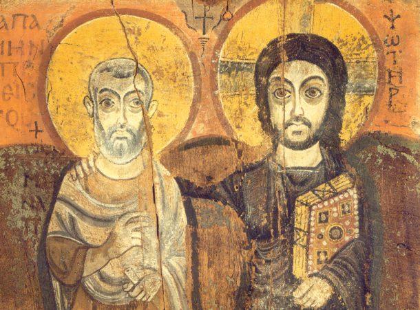A l'image du Dieu vivant, à la ressemblance du Dieu saint!